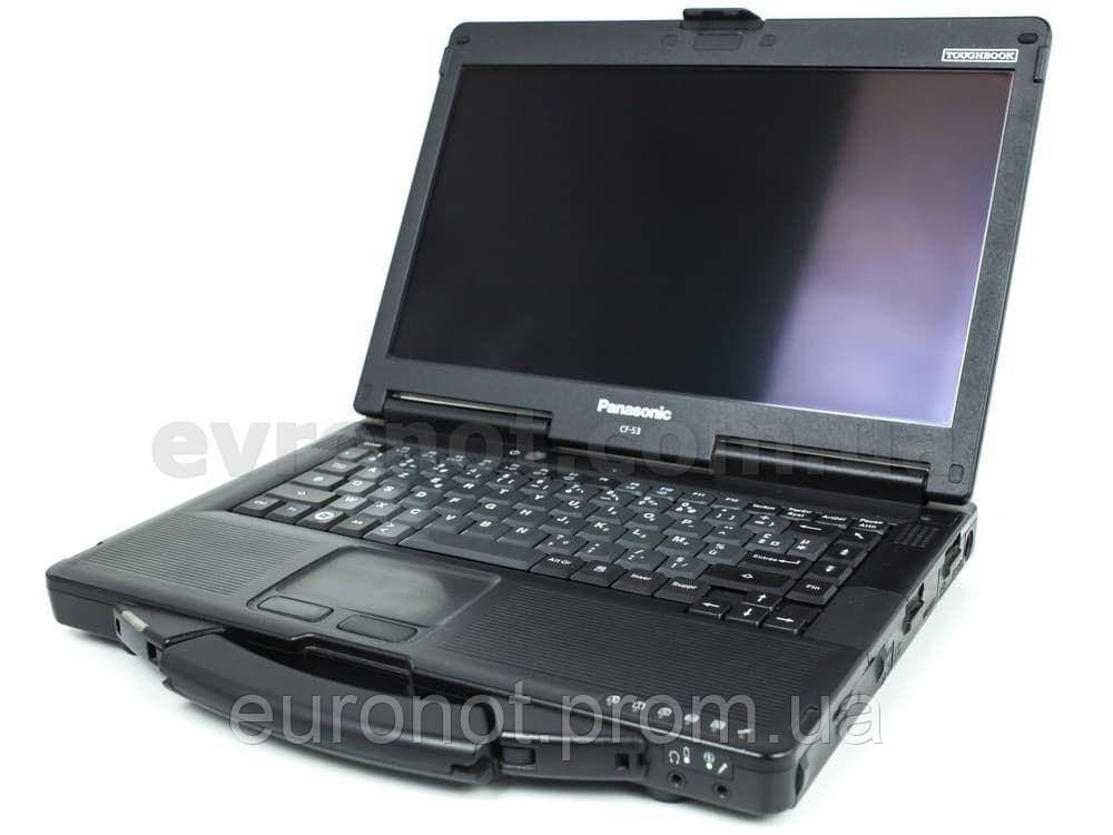 Ноутбук Panasonic Toughbook CF-53 MK-2 (i5-3320M|8GB|240SSD)