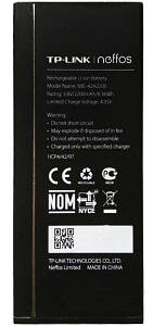 Аккумулятор АКБ TP-Link NBL-42A2200 для TP-Link Neffos C5 (3.8V 2200 mAh) Оригинал