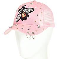 Бейсболка 32018-2 светло-розовый