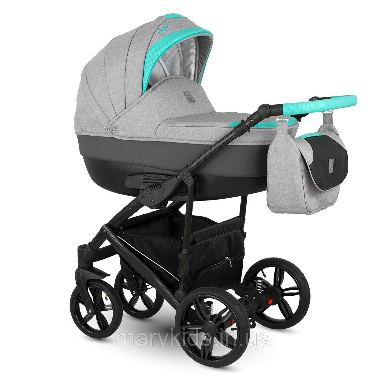 Детская универсальная коляска 2 в 1  Camarelo Baleo Ba-3