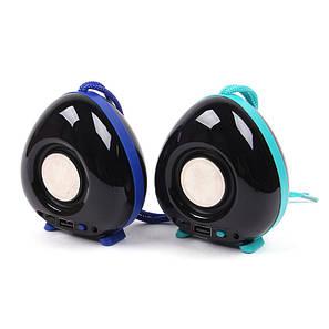 Блютуз колонка беспроводная акустическая TG-514 TF USB BLUETOOTH FM Aux мощность 3W, 300mAH, фото 2