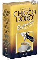Кофе молотой Chicco D'ORO espresso, 250 г
