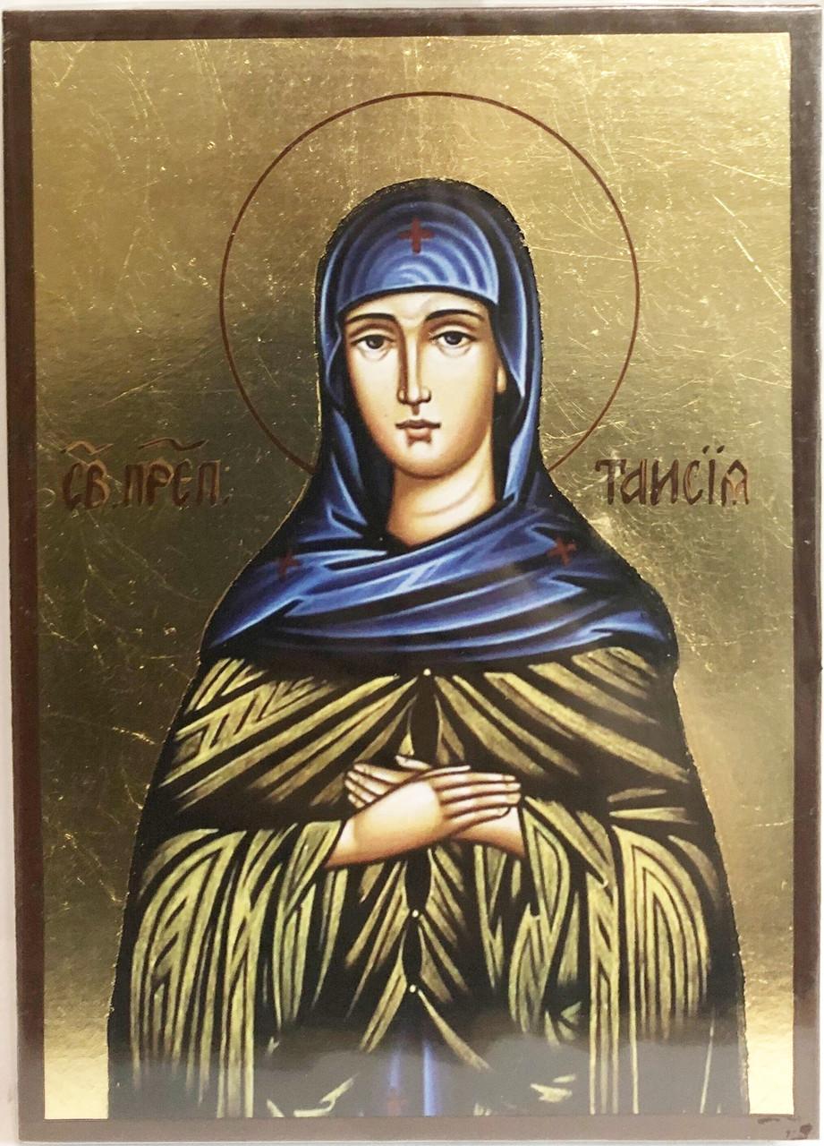 Икона Святая Таисия