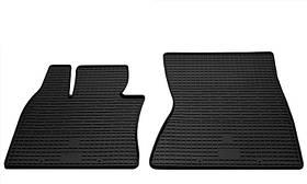 Коврики резиновые BMW X5 (E70) 2007- Stingray (2шт) 1027012