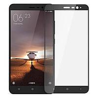 Защитное стекло DK Full Cover для Xiaomi Redmi Note 3 (black)