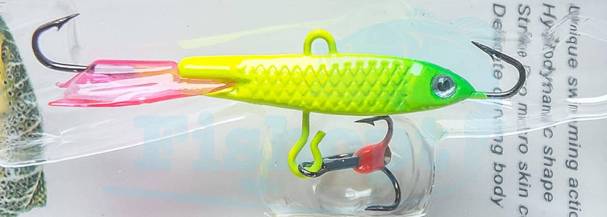 Балансир Fishing expert mod.b009 7g col.022, фото 2