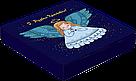 """Коробочка с конфетами ручной работы """"С рождеством""""., фото 4"""