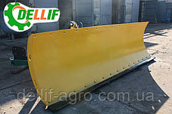 Відвал снігоприбиральний на Т-150, ХТЗ (відвал для снігу) Dellif Snow 2500-5