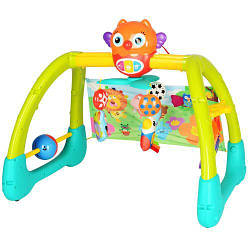 Игровой центр-тренажер 2105 развивающая игрушка для малышей