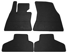 Коврики резиновые в салон BMW X5 (F15) 2013- Stingray 1027124