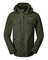 Куртка Eddie Bauer Mens Atlas Stretch Hooded Jacket L Хаки 0049DKL, КОД: 305268