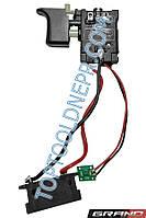 Кнопка для аккумуляторного шуруповёрта GRAND ДА-18/10 Li-ion