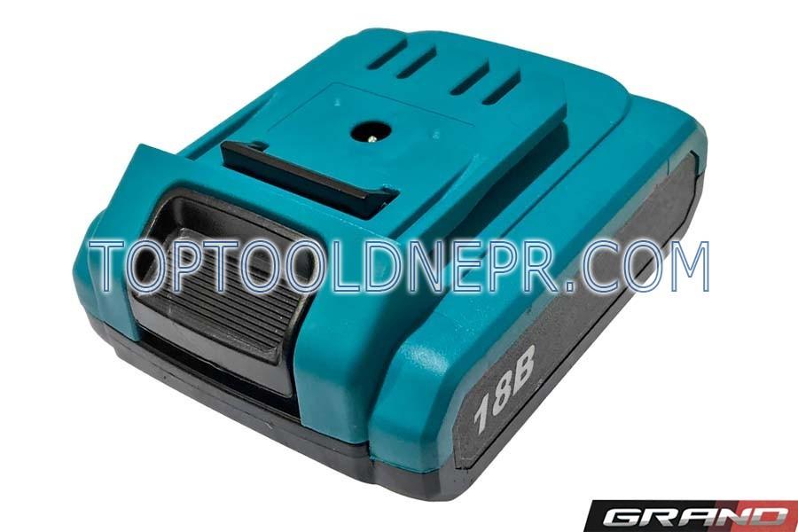 Аккумулятор для шуруповерта GRAND ДА-18/10 Li-ion