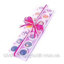 Шоколадные конфеты ручной роботы*Glass box*