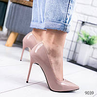 Туфли женские Stella пудра 9039