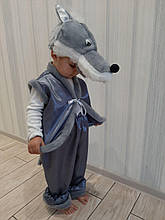Дитячий карнавальний костюм Вовка