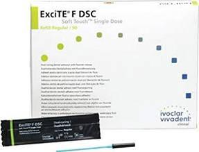 ExciTE F DSC Regular Адгезив двойного отверждения, 50х0.1г. Ivoclar Vivadent.