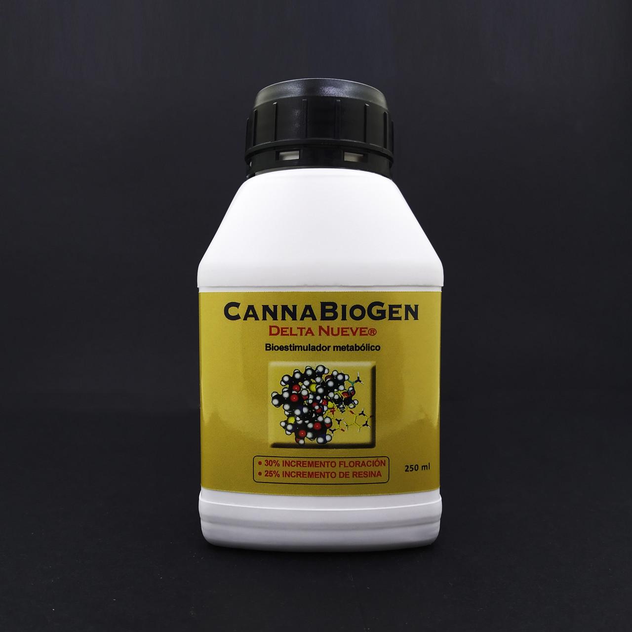 250 мл CannaBioGen Delta 9 - Биостимулятор цветения