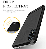 Чехол бампер Carbon для Xiaomi Redmi 7A / накладка / Стекла /, фото 3