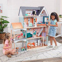 Кукольный домик Свет и звук KidKraft Dahlia 65987