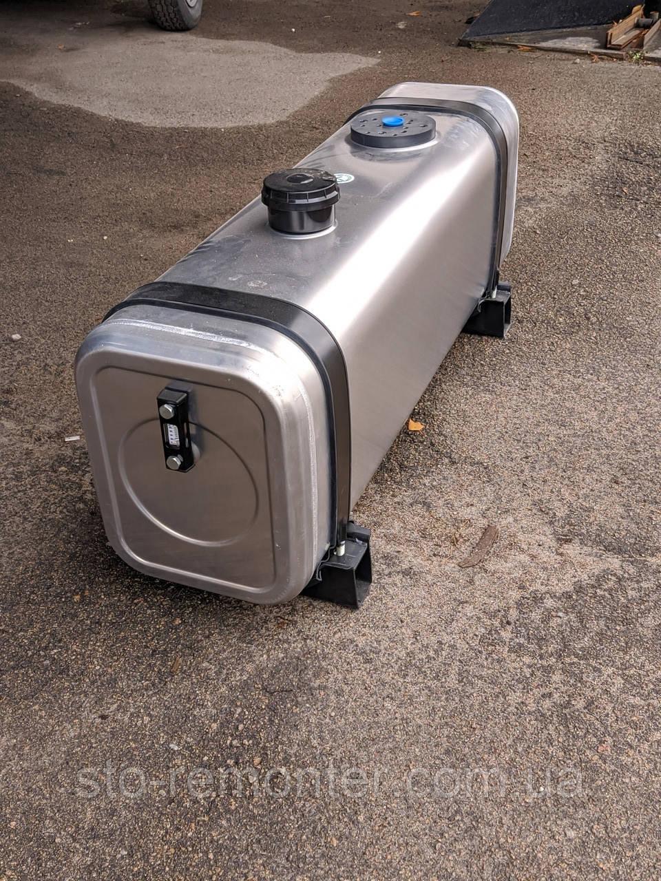 Бак гидравлический закабинный 180 литров, 41*31*150, алюминиевый