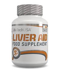 BioTech (USA) Liver Aid, Комплекс для печінки (60 таб.)