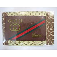 Автоковрик Gucci 210x125 - 196915