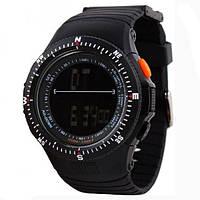 Часы Skmei 0989 Black (0989BK)