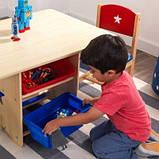 Детский столик + 2 стульчик набор Star KIDKRAFT 26912 (США), фото 3