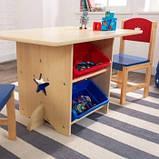 Детский столик + 2 стульчик набор Star KIDKRAFT 26912 (США), фото 6