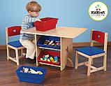 Детский столик + 2 стульчик набор Star KIDKRAFT 26912 (США), фото 7