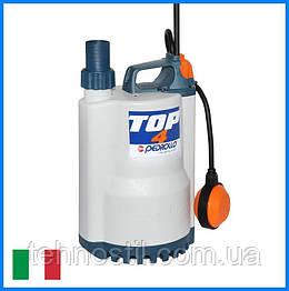Дренажний насос Pedrollo TOP 4 (19.2 м³, 13 м, 0.75 кВт)