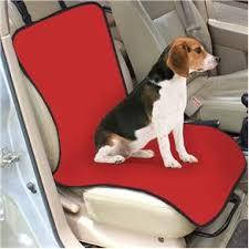 Влагостойкий чехол в авто для перевозки животных
