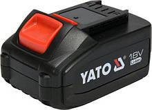 Аккумулятор LI-ION 18 В YATO YT-82844 (Польша)