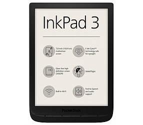 Електронна книга PocketBook 740 InkPad 3 Black