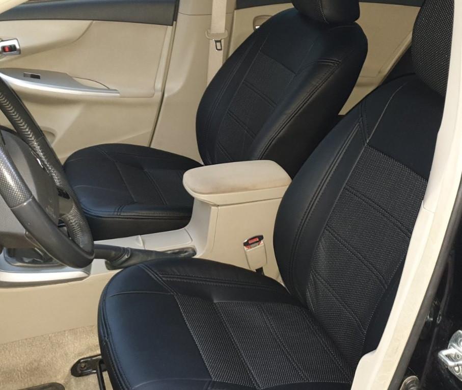 Модельные чехлы Elit Sport на передние и задние сиденья автомобиля