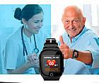 Умные часы Smart GPS D100 для пожилых, фото 5
