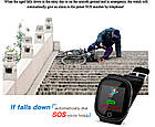 Умные часы Smart GPS D100 для пожилых, фото 6