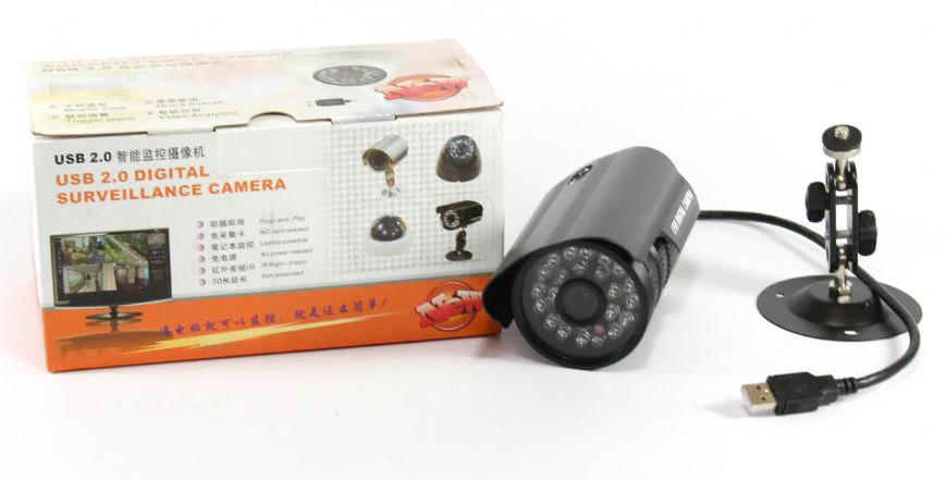 Камера видеонаблюдения USB PROBE L-6201D 0960