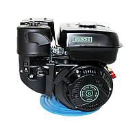 Двигатель бензиновый GrunWelt GW230-T/20 Евро 5 (шлиц, вал 20 мм, 7.5 л.с.), фото 1