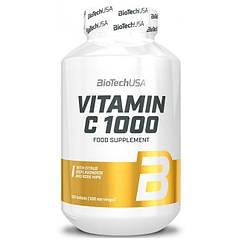 BioTech (USA) Vitamin C 1000 (100 таб.)