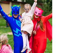 детские карнавальные маски, фото