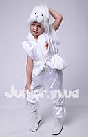 """Детский карнавальный костюм """"Заяц""""."""