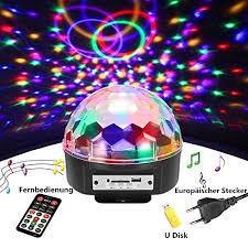 Диско-шар Magic Ball с MP3 и Bluetooth