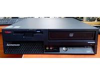 Компьютер small desktop lenovo 9645 cto(Два ядра 2ГБ памяти)