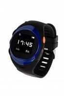Смарт-часы Garett Kids GPS2 Czarno-niebieski