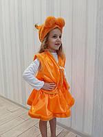 Детский карнавальный костюм Белочки, фото 1