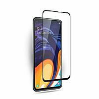 Скло 5D Samsung Galaxy A60 (2019) Чорне