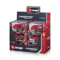 Автомоделі - Ferrari (асорті, 1:43), фото 1