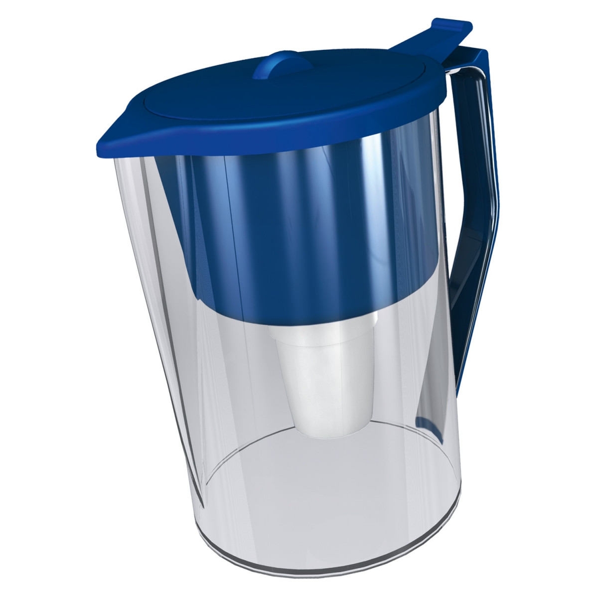 """Фільтр-глечик для очищення води """"Бриз"""" (синій)"""
